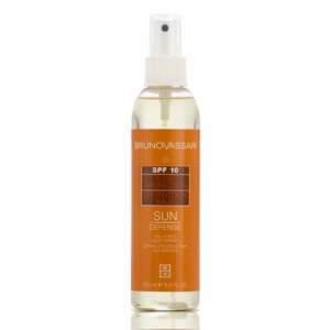 OIL FREE SUN SPRAY SPF 10