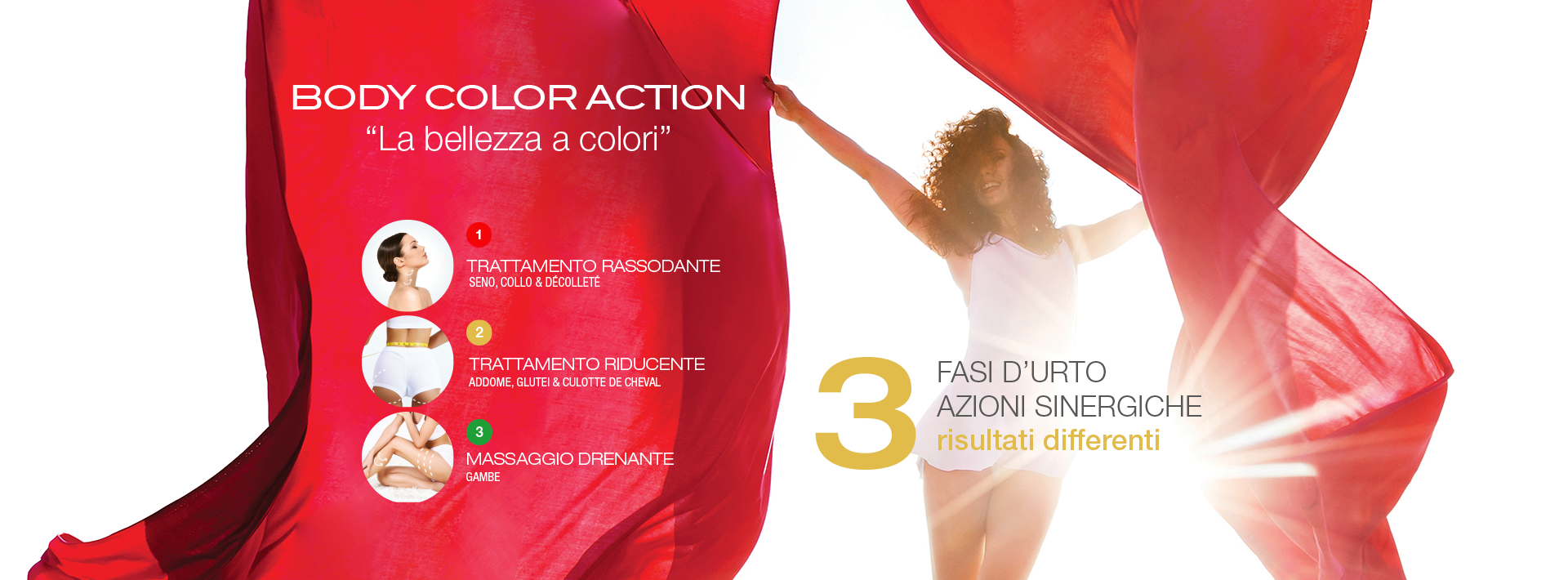 banner BODY COLOR ACTION